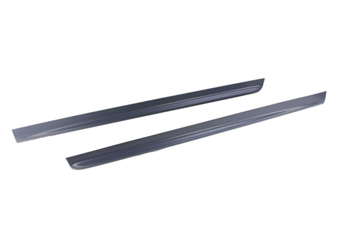 Side skirts (set) | BMW 3-serie coupe cabrio E46  | M pakket style | ABS-kunststof