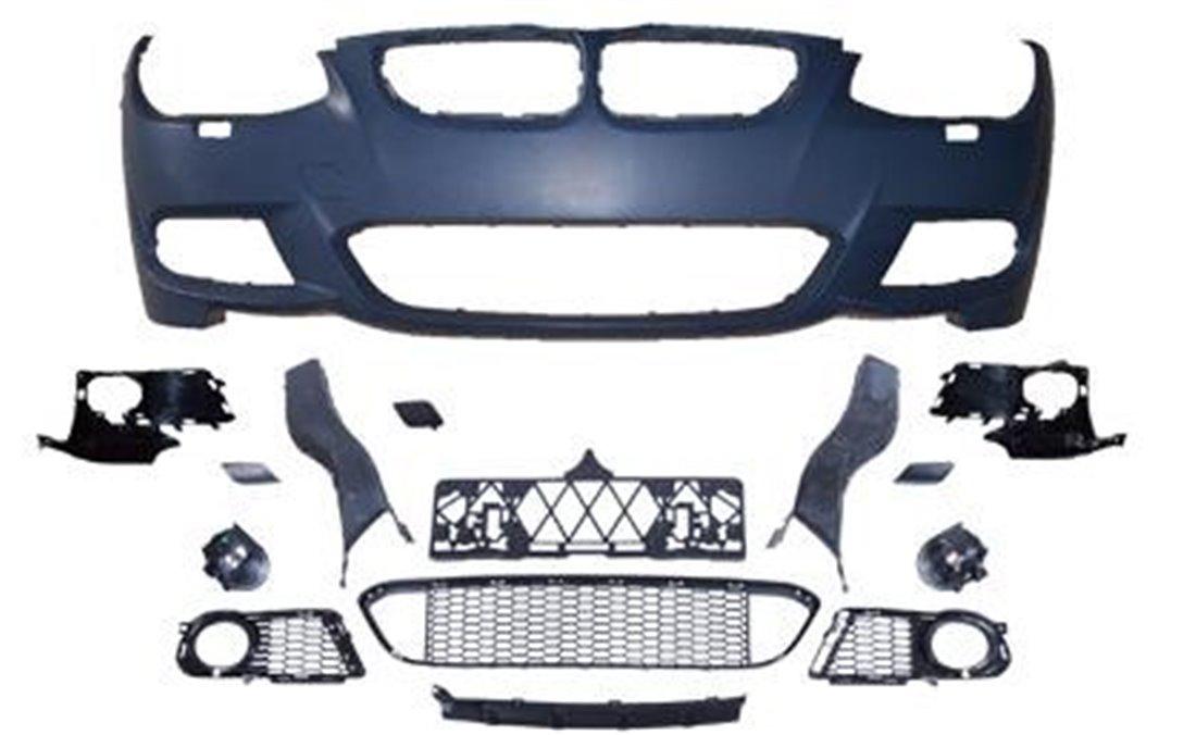 Voorbumper | BMW 3-serie coupe cabriolet E92 / E93 2009-2013 | voor M-Pakket | ABS kunststof