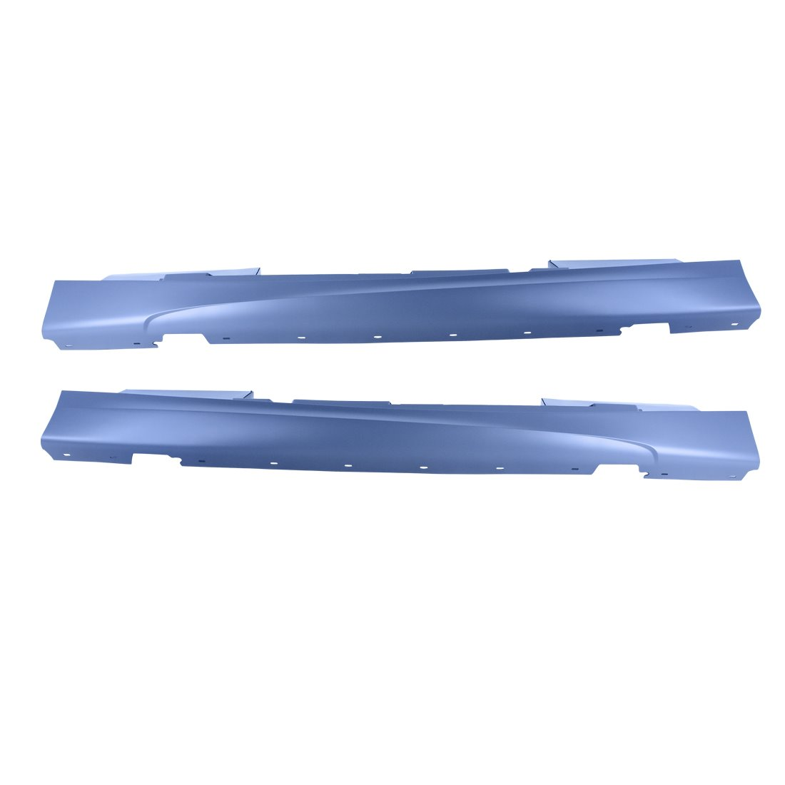 Side Skirts (set) | BMW 1-serie E87 2004- | M-pakket | ABS-kunststof