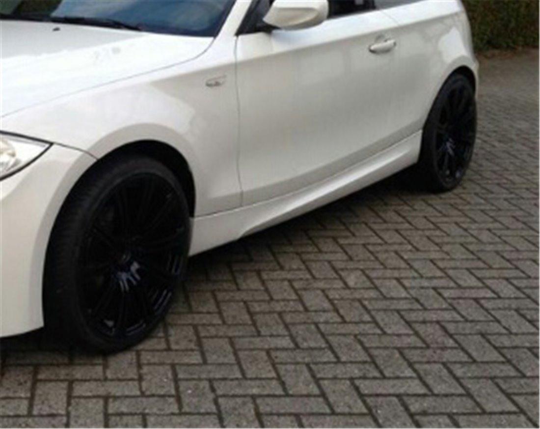 Side skirts | BMW 1-serie E81 / E82 / E88 | M-pakket | ABS-kunststof