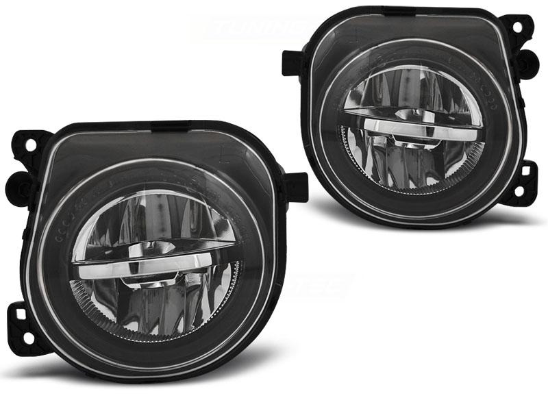 Mistlampen set   BMW 5-serie F10 F11 F07 LCI   LED